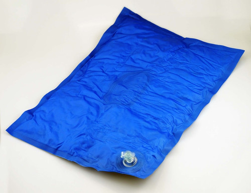 Self Inflating Back Back Pillow