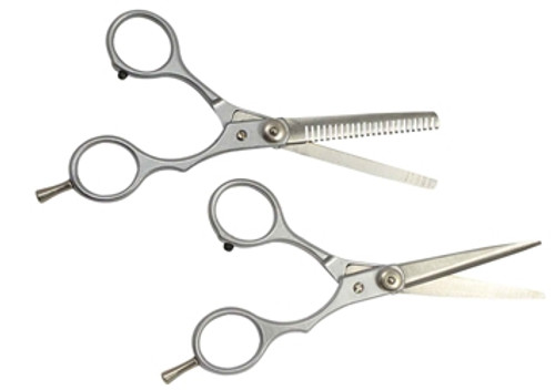 Stainless Steel ( Ice Tempered) Barber Scissor Set