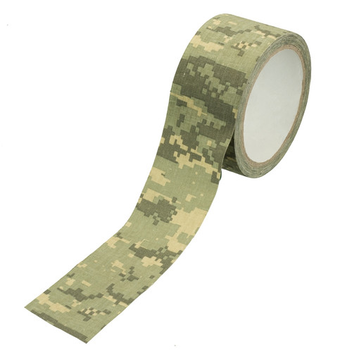 Cloth Digital Camouflage Tape