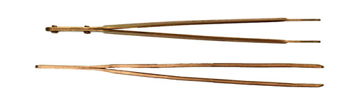 Copper Tweezer Set