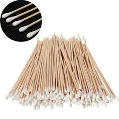 "6"" Cotton Swabs 200 Pieces"