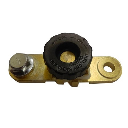 Vehicle Cut Off Kill Switch Side Post Battery Master Disconnect Cut Off  Heavy Duty