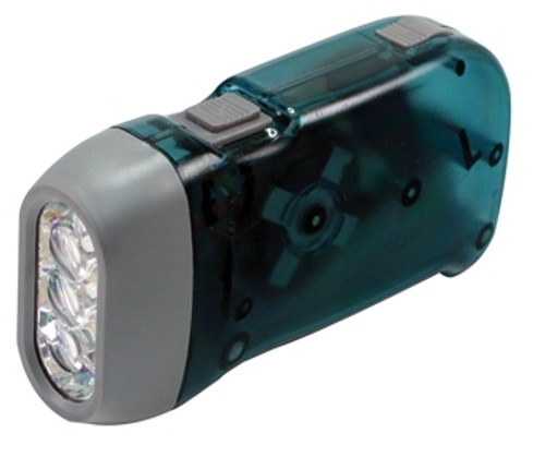 3 LED Dynamo Light