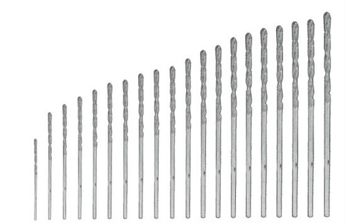 61-80 Micro Drill Gauge Set