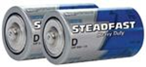 Cheap Set Of 2 D Cell Batteries Great For Toys !