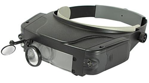 Fly Tying Head Magnifier