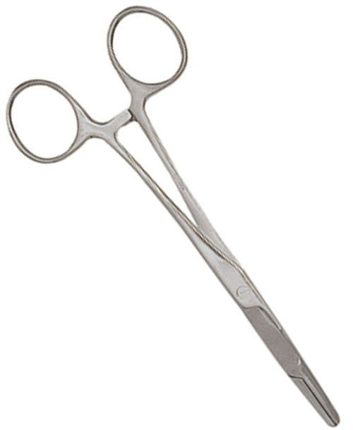 "Ultimate Fishing Forcep Olsen Hagar Needle Nose with Cutter 6.5"" Fishing Forceps"