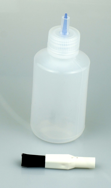 Glue Bottle Dispenser With Brush on Tips