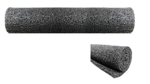 "Miner's Moss,Sluice Box Matting, 12""x36"" 10mm Thick,Grey Color"