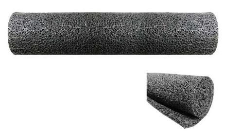"Miner's Moss,Sluice Box Matting, 12""x36"" 10mm Thick,Grey Color"
