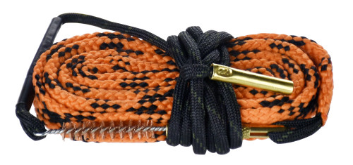 Bronze Brush Gun Cleaning Rope .22 Caliber
