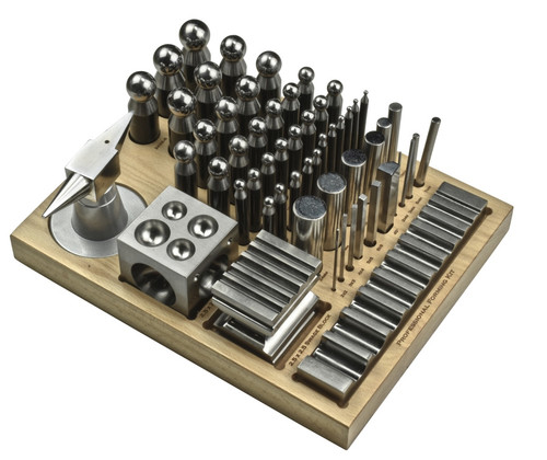 Deluxe Jewelry Metal Forming Kit