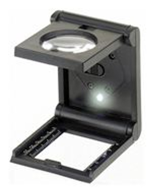 Illuminated Linen Magnifier