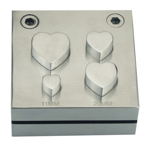 Heart Shaped Disc Cutter