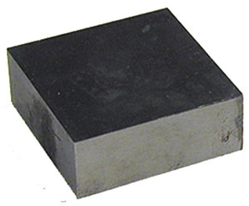 "Steel Bench Block 3""X3"" X3/4"""