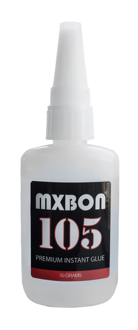 The Best Glue Ever MxBon 105 50g Bottle With No Clog Lids