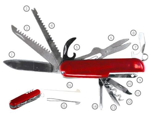 Multi Knife 16 In 1
