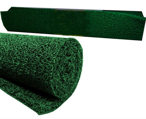 "Sluice Box Matting Miners Moss 60""X36"" 10mm thick Green"