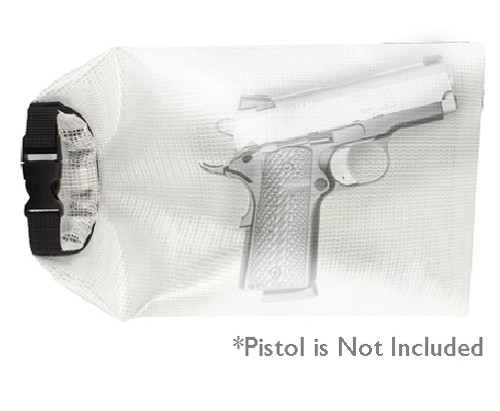 "Waterproof Pistol Bag 14""X8"""