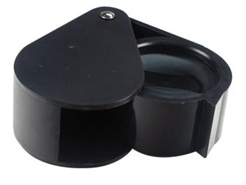 5X Folding Glass Pocket Magnifier