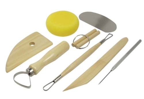 Pottery Tool Kit 8PC