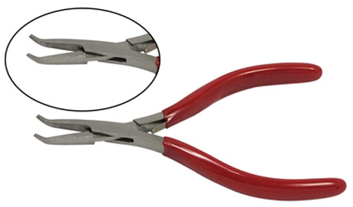 Stainless Steel Bent Nose Plier