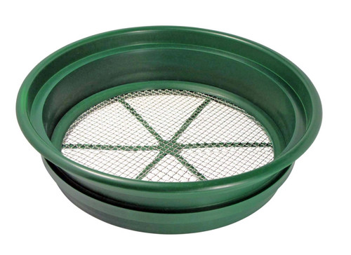 "5 Gallon Bucket 1/8"" Mesh Sifting Pan"