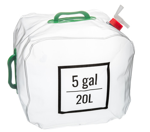 Collapsible Water Carrier 5 Gallon