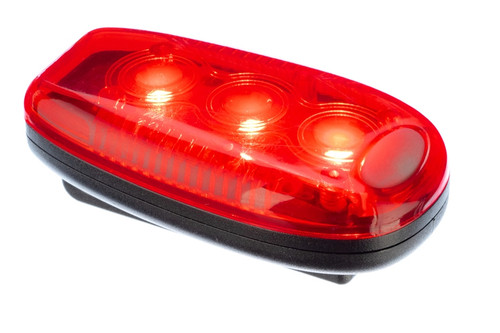 Red Safety Light 30 Lumen