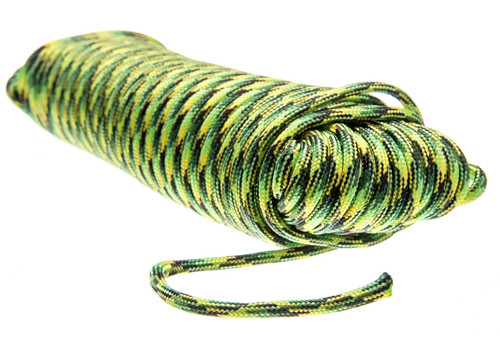 Gecko Green Camo Paracord
