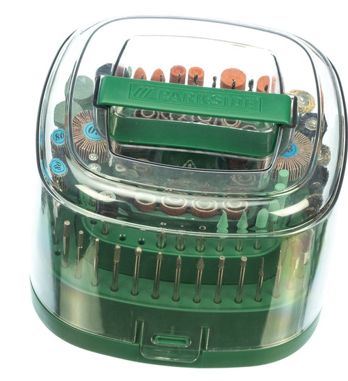 Deluxe Rotary Tool Kit 276 Piece Kit