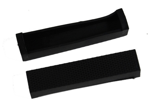 2Pc Rubber Replacement Jaws Set for Universal Aluminium Table
