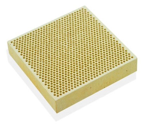 "Soldering Plate 4""X4"" X20mm Made of Alumina"