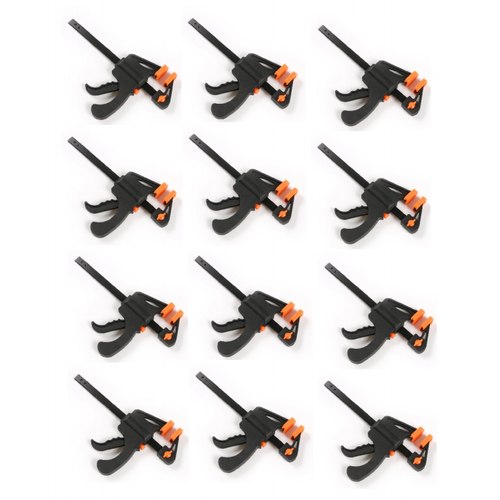 """4"""" Spreader Clamps 12 PACK"""