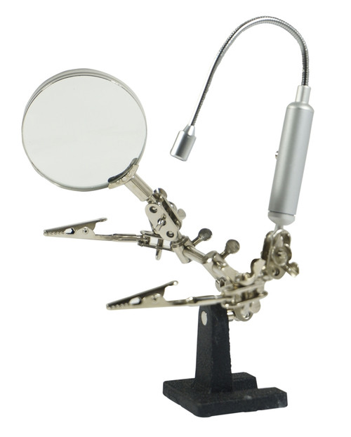 Helping Hand 2X with LED Light