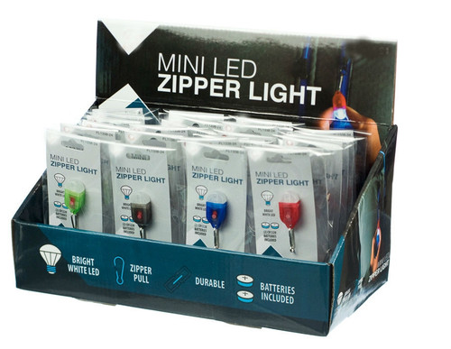 Led Zipper Lights