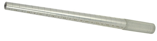 13-1/2 Aluminum Indexing Stepping Ring Mandrel