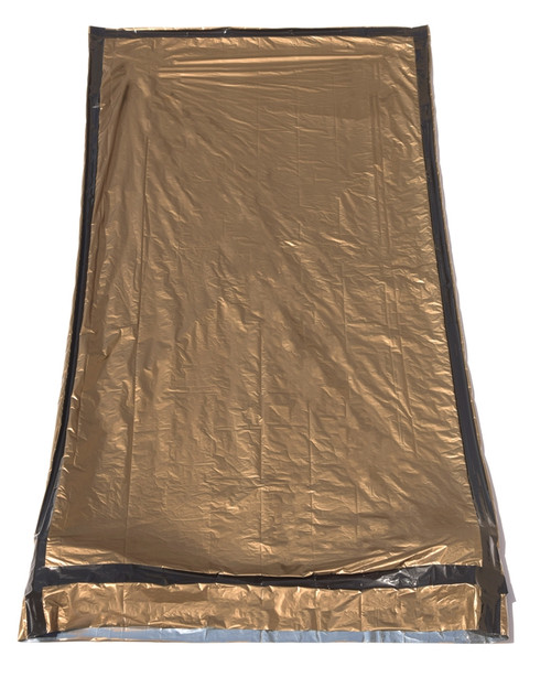Heavy Duty Aluminized Bivy Sleeping Bag