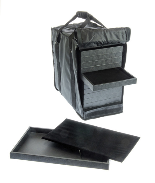 Portable Jewelry Carrying Case Combo