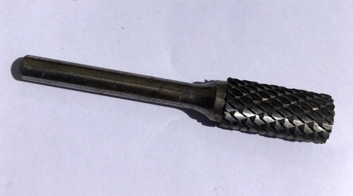 Double Cut Made in USA Carbide Burr 1/4""