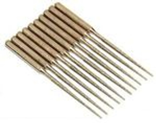 10PC Diamond Bead Reamer 2 3/4""
