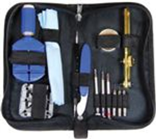 17pc Watch Repair Tool Kit