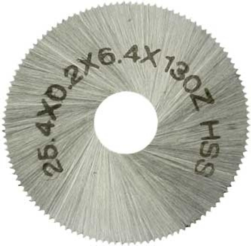 "1"" Rotary Saw Blade Fine Tooth"