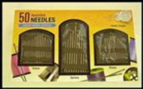 Assorted Needle Set 50 PC