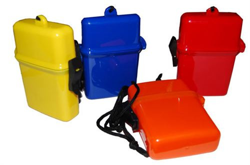 4 Pc Water Proof Container Set