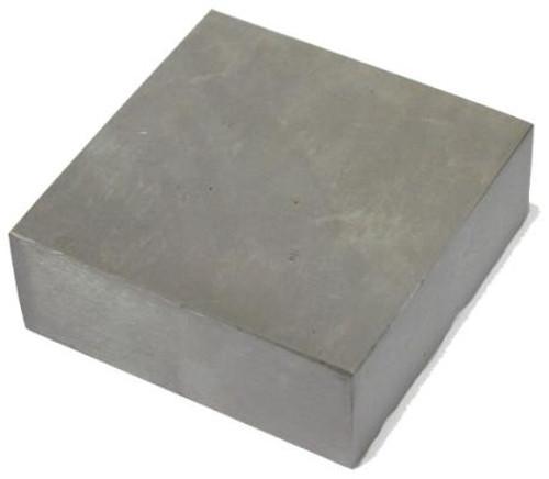 "Metal Smithing Steel Block 6""X6""X3/4"""