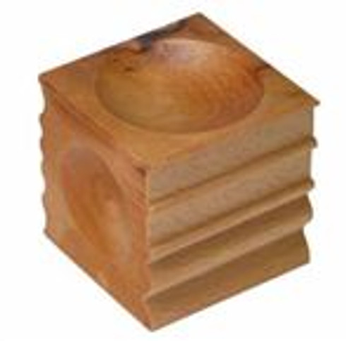 Wooden Dapping Block