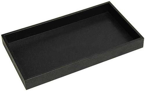 "Abs Jewelry Tray 14- 3/4"" x 8 -1/4"" x 2"""