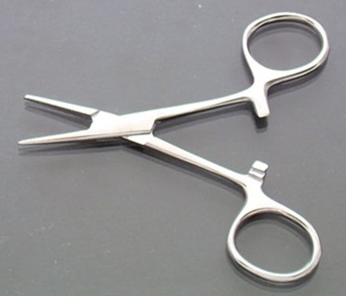 "Hemostat Forcep 3 1/2"" Straight"