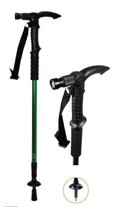Illuminated Collapsible Walking Stick